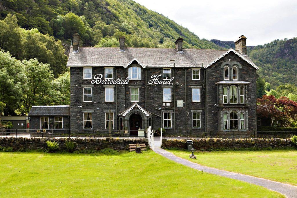 Borrowdale Hotel purchased