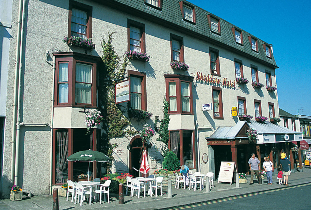 Skiddaw Hotel is purchased