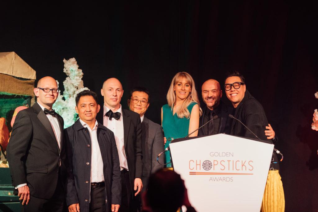 Golden Chopsticks Award Winner
